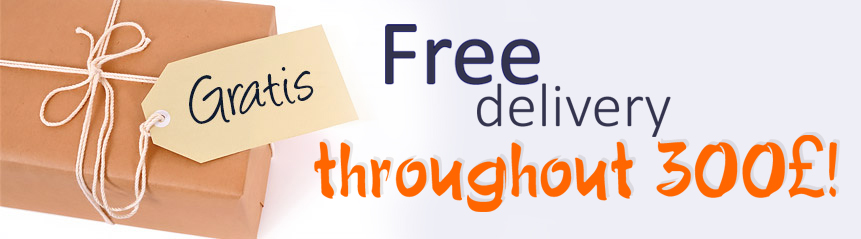 Free delivery XXX!